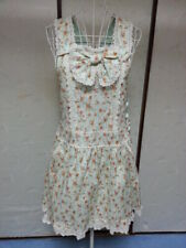 Mint Green Flower Dress JSK BTSSB Baby Lolita VG