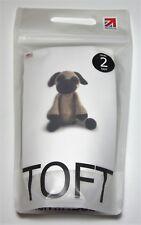 Toft Spencer the Pug Dog Toy Animal Yarn and Pattern Crochet Kit