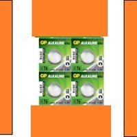 2 x GP LR44 1.5V Batteries A76 LR 44 AG13 357 L1154
