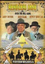 Rendzeri jasu DVD Over the Hill Gang Best Film Western Kolekcija Sheriff Teksas