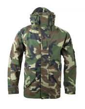 Mens Camo Jacket Waterproof Wet Weather Combat Army Fishing Hunting Size Large