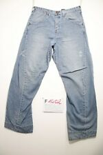 Levis engineered 623 (Cod. F1402) Tg46 W32 L34 jeans usato destroyed