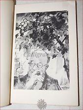 VIAGGI Emilio Cecchi, Appunti per un Periplo dell'Africa 1954 Ricciardi Ritratto