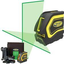 Spectra Laser Level LT20G Self Leveling Green Beam Cross line Laser Tool
