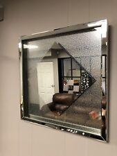 Bubbles mirror 42cm