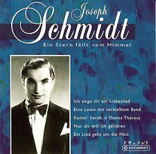 JOSEPH SCHMIDT : EIN STERN FÄLLT VOM HIMMEL / CD - TOP-ZUSTAND