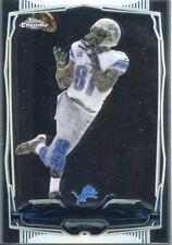 Topps Chrome Football 2014 Veteran Card #98 Calvin Johnson - Detroit Lions