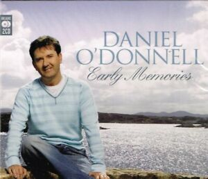 """DANIEL O'DONNELL Brand New 2 CD SET """"EARLY MEMORIES"""" - 32 Songs  Irish Country"""