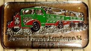 Pin - Brummi-Freunde Leonberg e.V. 2012 - Ansteckpin LKW Lastkraftwagen