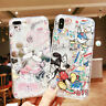 Cute Mickey Minnie Disney Phone Case Cover For iPhone 11 X XS Max XR 6 7 8 Plus