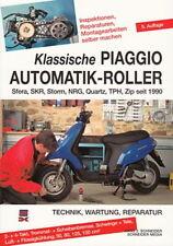 PIAGGIO-ROLLER Quartz, TPH, Zip Reparatur-Anleitung, Reparatur-Buch, Handbuch
