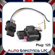 3 PIN PARKING SENSOR Cable Lead Pigtail Plug For Opel Vauxhall Vivaro 4F0973703