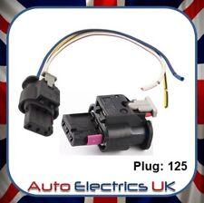 3 PIN PARKING SENSOR Plug Pigtail 4F0973703 For VW Golf Jetta Tiguan Audi,Volvo