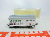 BY137-0,5 # Trix Int. H0 / Dc 23504 Bierwagen/Marchandises Lederer DB,Mint + Box