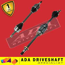 BRAND NEW CV JOINT DRIVE SHAFT TOYOTA KLUGER 3.5L FWD 08/07-  (PAIR)