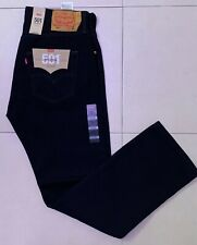 Levi's Men's 501 Original Fit Jeans, Black