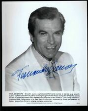 Fernando Lamas - Signed Autograph Movie Still - The Cheap Detective