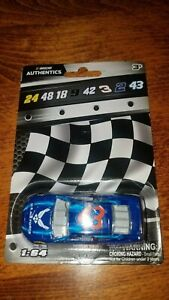 DARRELL WALLACE JR 2018 AIRFORCE 1:64 NASCAR AUTHENTICS CRACKER BARREL DIECAST