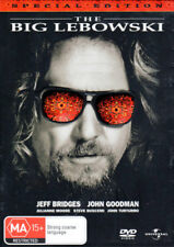 The Big Lebowski - Special Edition - Jeff Bridges, John Goodman- DVD & Slipcover
