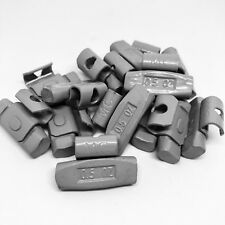 Tire Wheel Balancing Weights MC Type Clip On .50 oz pieces 50 pcs bag