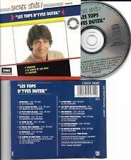 "CD 14 TITRES YVES DUTEIL ""LES TOPS D'YVES DUTEIL"" BEST OF 1990 FRANCE"