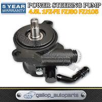 For LandCruiser 4.5L Power Steering Pump FZJ70 71 FZJ73 FZJ75 FZJ78 FZJ79 1FZ-FE