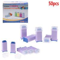 50pcs Needles Massage Stick Use Pen Disposable Sterile Blood Glucose Monitor zg