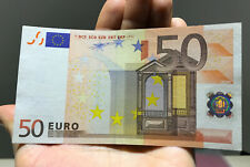 RARA !! Banconota euro 50 ITALIA (S)  J002H3 - DUISENBERG 9
