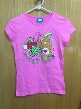 NWOT CareBears Cotton T Shirt Top Pink
