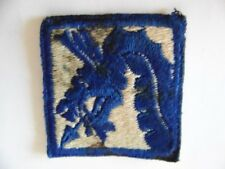 US  INSIGNE 39-45  PATCH WW2 ? U.S. ARMY18TH AIRBORNE CORPS 18TH AIR DEFENSE