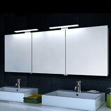 silberne spiegelschränke fürs badezimmer | ebay - Badezimmer Spiegelschränke Mit Beleuchtung