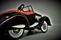 Art Deco Antique Vintage Mid-Century Modernism Modern Cadillac Concept Race Car