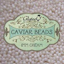 Purple - 5g Pot 1mm Caviar Beads - Craft, Nail Art & Ciate Style Manicure