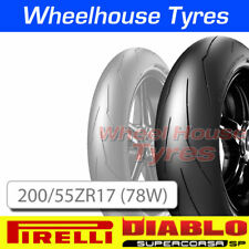 Pirelli Diablo Supercorsa SP V3 200/55ZR17 (78W) TL Rear