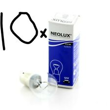 10 x Neolux N382S P21W Brake Lights Bulbs