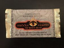 Middle-Earth CCG - Inglese Booster The White Hand Limited Edition Expansion