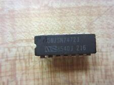 Part SN7472J Ic Chip DM/ - New No Box