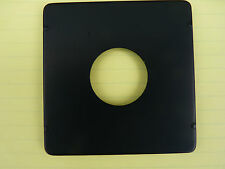 4x5 Pacemaker Crown Graphic lens board, NEW, COPAL #0