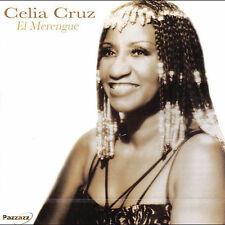 El Merengue [Pazzazz] by Celia Cruz (CD, May-2005, Pazzazz)
