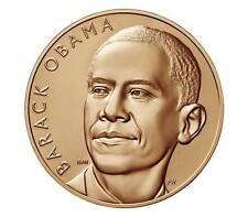 "USA MEDAL BU BARACK OBAMA(FIRST TERM)Bronze Medal 1 5/16 Inch ""OUR DESTINY IS NO"