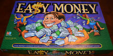 Easy Money Board Game Replacement Parts & Pieces 1996 Milton Bradley