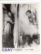 Robert Redford barechested in shower VINTAGE Photo Natalie Wood