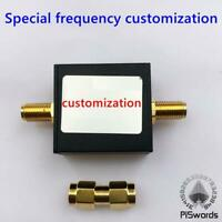 Broadcast FM Band Stop Filter Special frequency customization FM Trap bandstop