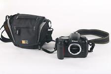 Nikon D100 Digital Camera W/ Strap Case Logic Case