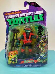 Teenage Mutant Ninja Turtles - TMNT - 2012 - Zip Line Action Stealth Raphael