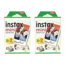Fuji Fujifilm Instax Mini 40 Film – 7s 8 25 30 50i 90 Camera Share SP-1 Polaroid