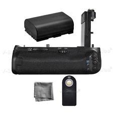 Battery Grip for Canon EOS 7D MKII BG-E16 + LPE6 Battery Kit
