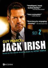 Jack Irish, Set 2, Good DVD, Pearce, Guy,