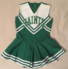 New listing Authentic 1 Piece Cheerleader Uniform: Saints