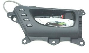 Lexus XE30 IS Series Drive Door Handle Seat Adjust Memory Set Chrome OEM Genuine